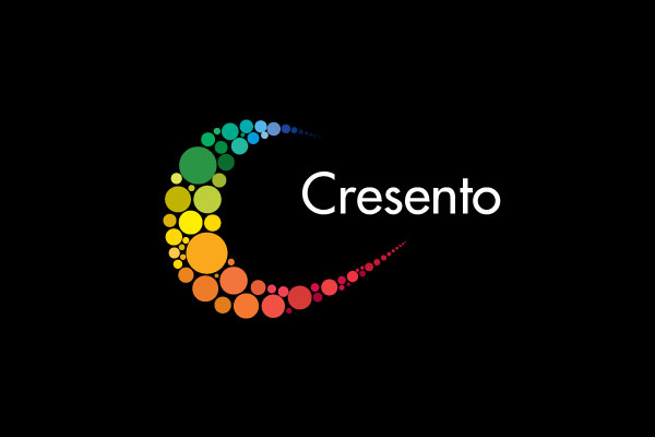 cresento 25 Inspirational Multi Colored Logos