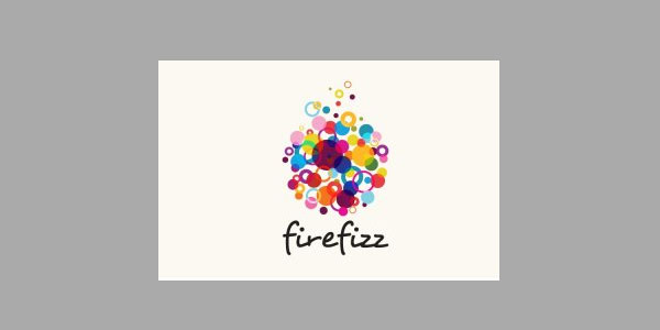 firefizz 25 Inspirational Multi Colored Logos