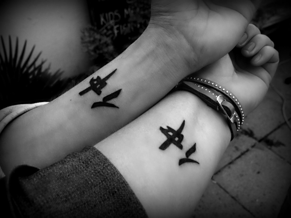 15 Cool Friendship Tattoos Slodive