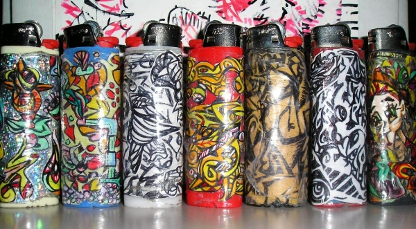 Customized Lighters