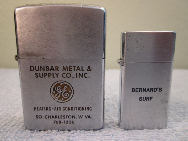 Dunbar Metal Lighter