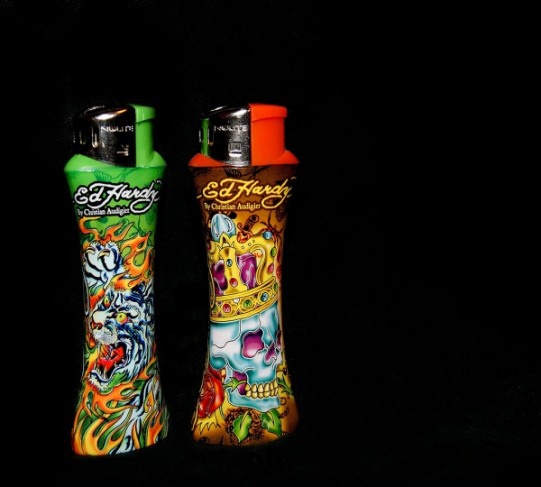 Ed Hardy Lighters
