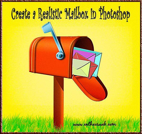 How to Create a Realistic Mailbox Icon