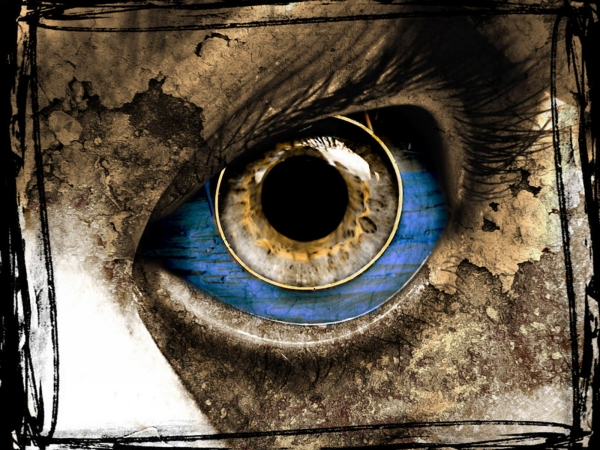 eye horror 30 Crazy Backgrounds You Should Check Today