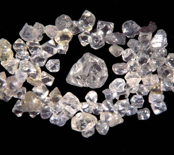 Namibian Marine Diamonds 17.4 Carats