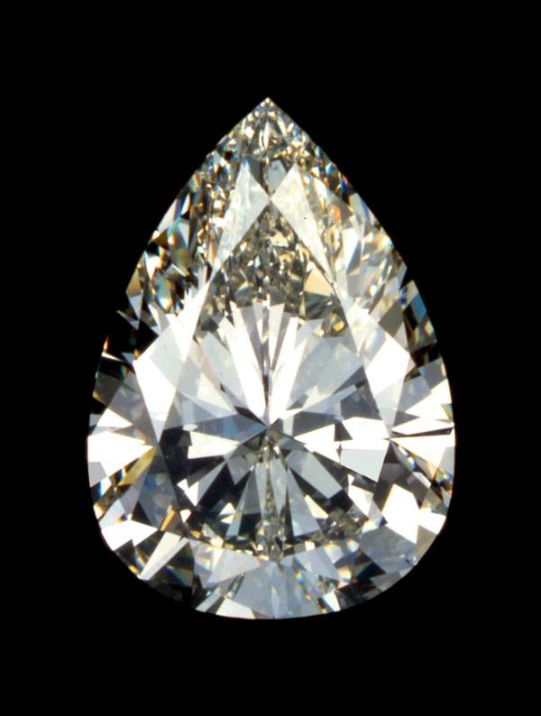 Selection of Pear Diamond