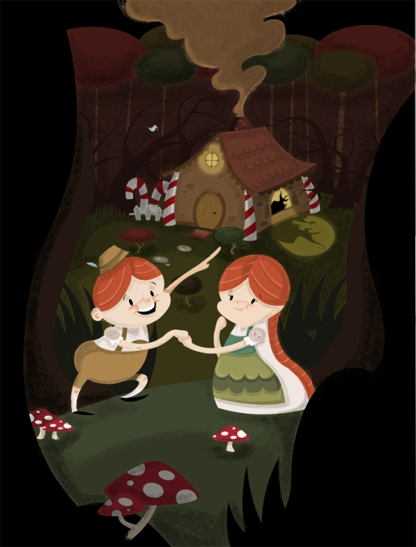 hansel and gretel 20 Cool Fairy Tale Characters
