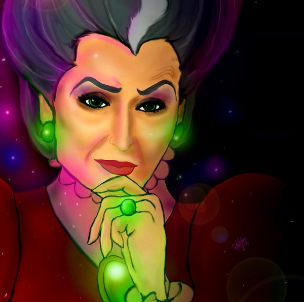 lady tremaine 20 Cool Fairy Tale Characters