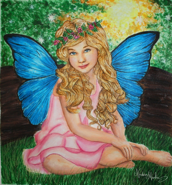 laurel the pretty one 20 Cool Fairy Tale Characters