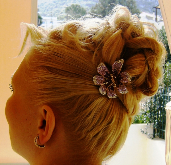 Mythological Hairstyle