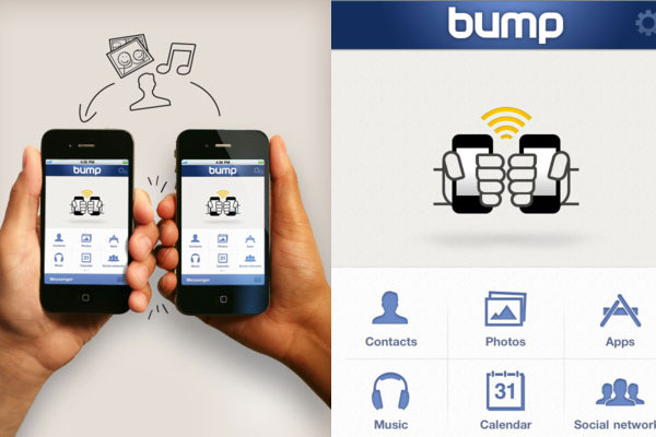 bump 40 Fun iPhone Apps You Should Get Today