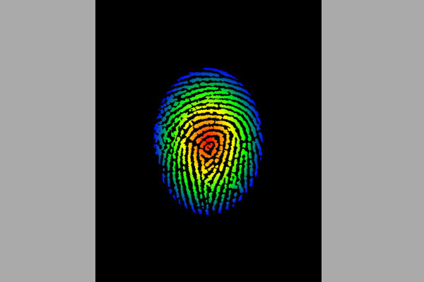 Mood finger scan