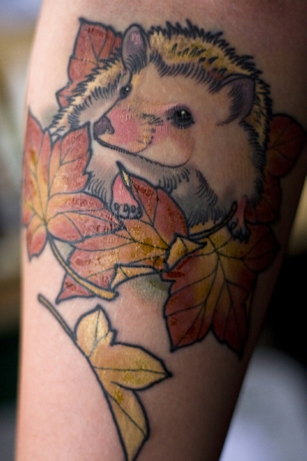 pet rat 20 Girly Tattoos You Would Simply Love