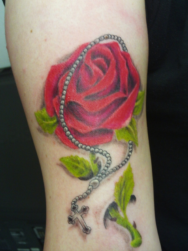 Rose And Rosary