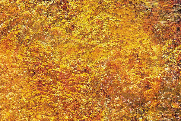 Gold Leafing Gilding Texture