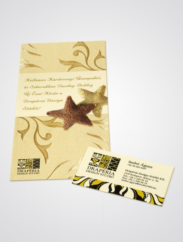 Star Business Card
