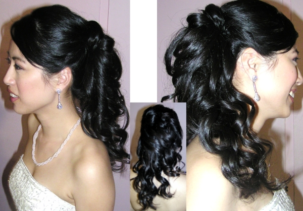 love her hair 30 Half Up Half Down Hairstyles You Should Try