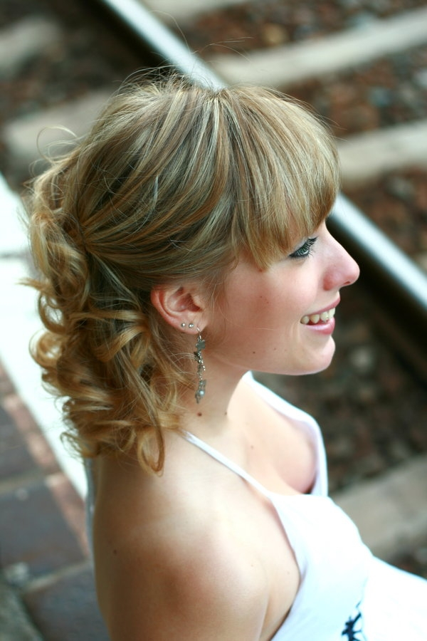 30 Half Up Down Hairstyles You Should Try