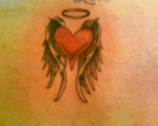 Angel Heart Wings