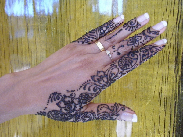 hand tattoo 25 Excellent Henna Tattoo Designs
