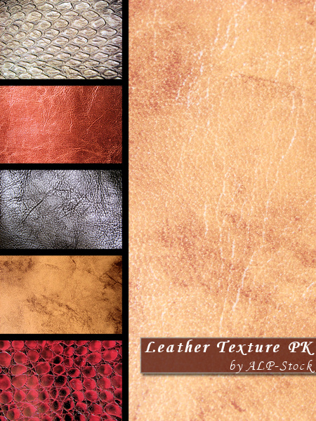 ALP-Stock Leather Texture Pack