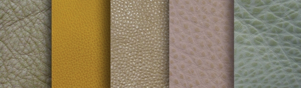 Five Color Leather Texture