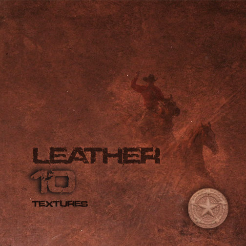Leather Textures Set Of 10