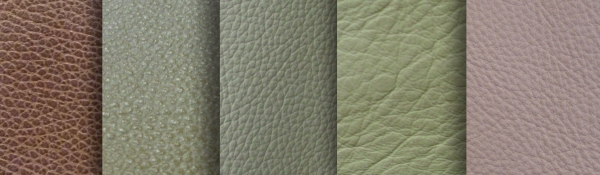 Matching Color Leather Textures