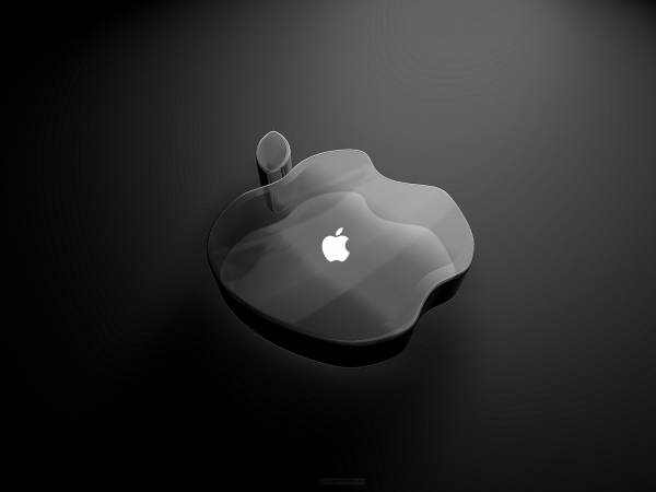 3d apple 50 Mac Backgrounds You Gotto Check Today