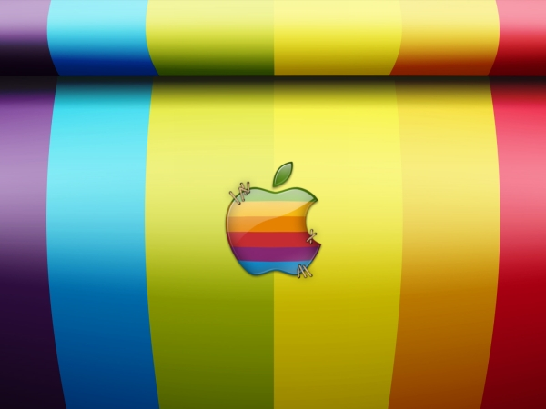 Cool Apple Mac OS Wallpaper