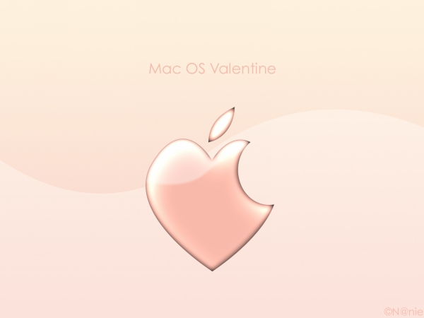 Apple Valentine