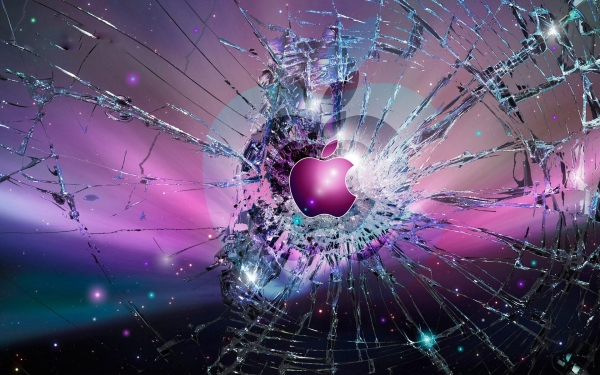 Smashed Glass Mac