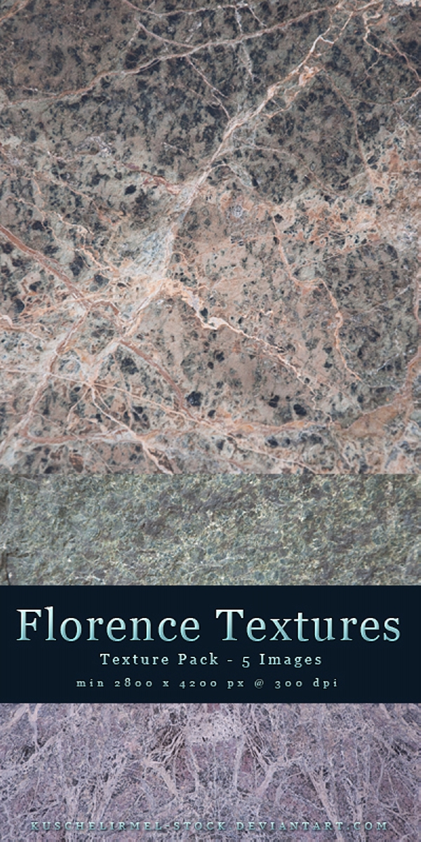 Florence Marble Texture Set