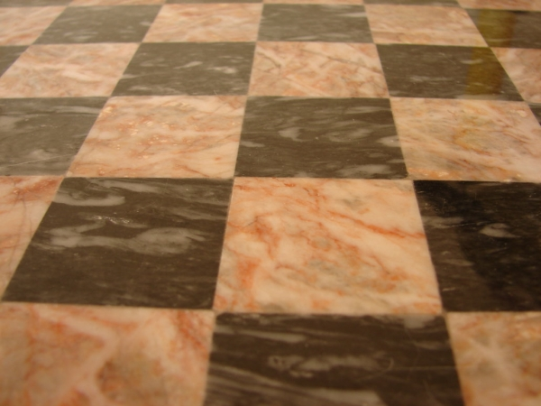 Marble Chess Board Textures