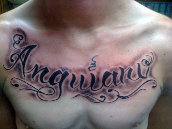 last name tattoo 30 Cool Name Tattoo Ideas