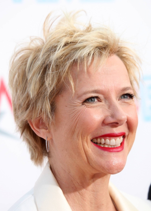 beautiful hair style 35 Lovely Short Hair Styles For Older Women