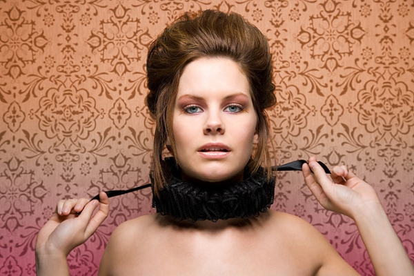 Undoing Top Wrap Hairstyle