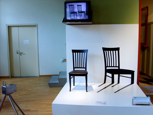chair illusion 35 Mind Bending Optical Illusions Pictures