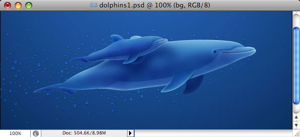 Making of Dolphins