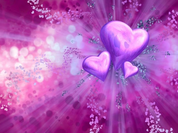purple heart wallpaper 30 Splendid Purple Background Collection