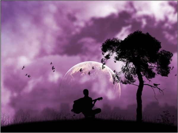 purple serenade wallpaper 30 Splendid Purple Background Collection