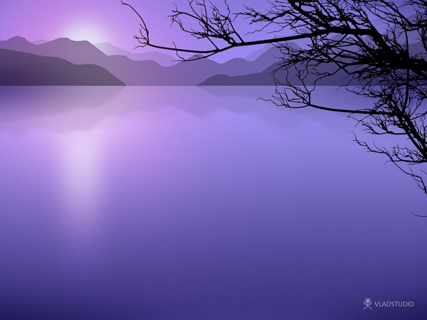 vladstudio calm 30 Splendid Purple Background Collection