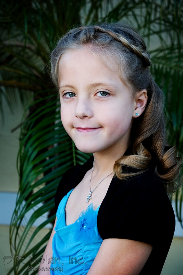 braid crown and swirls 30 Cute Hairstyles For School