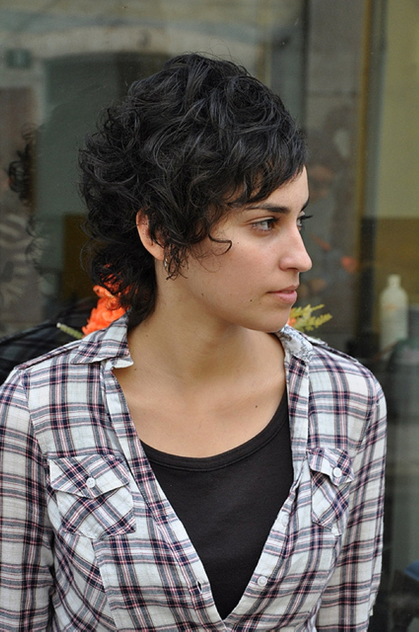 Short Haircuts For Curly Hair Slodive Collection Of Awesome Images