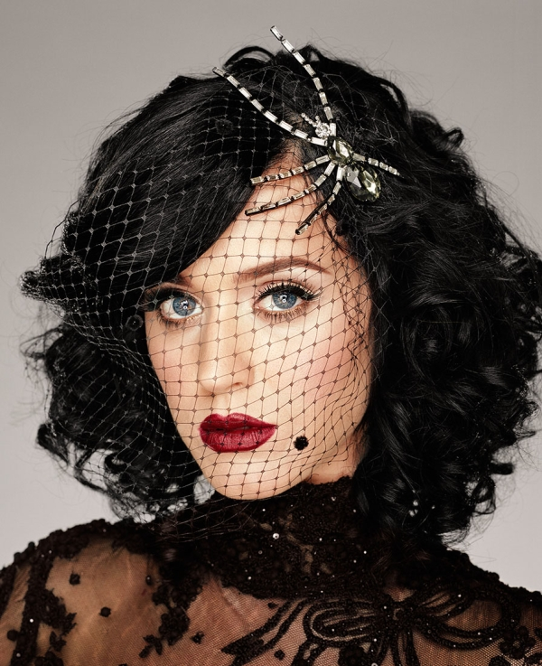 Katy Short Curls