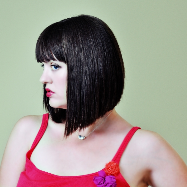 Black Thick Hair Short Style
