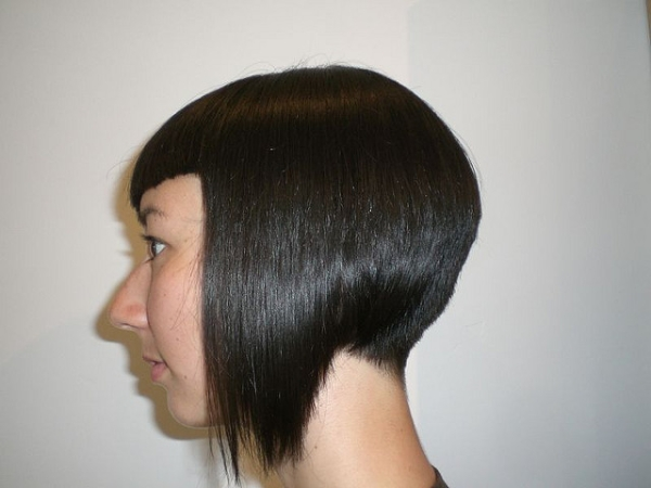 thick sharp hairstyle 30 Short Hair Styles For Thick Hair Which You Will Love