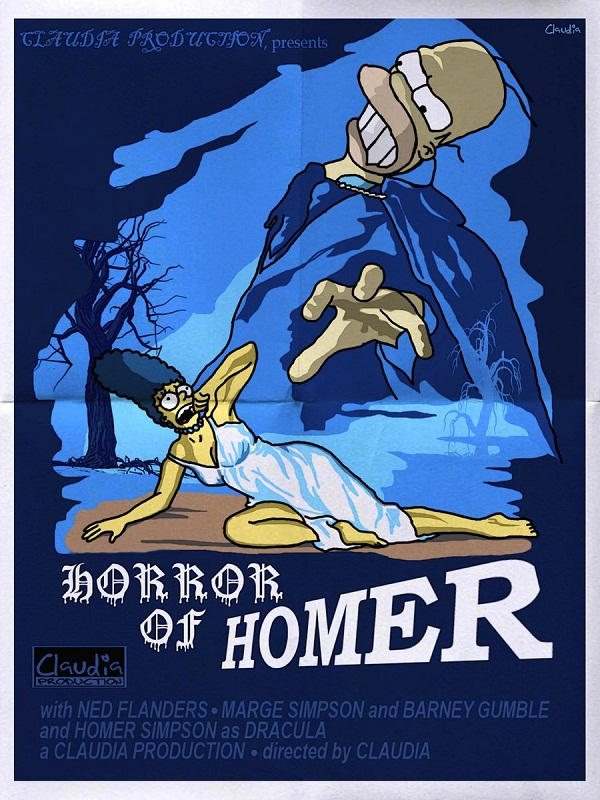 Horror of Homer