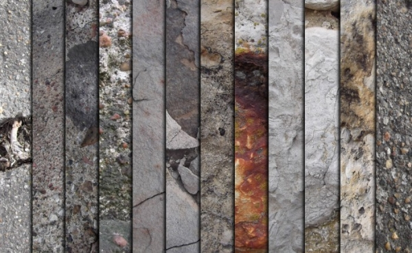 12 Rough Rock Textures Pack