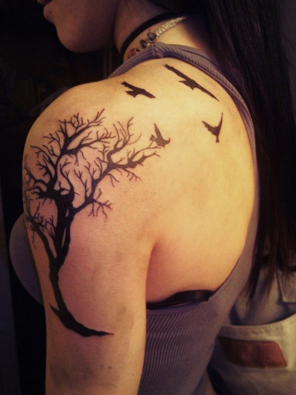 Tree Of Life Tattoo Designs 15 Awesome Collections Slodive